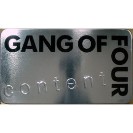 Gang Of Four - Content (SteelBox)
