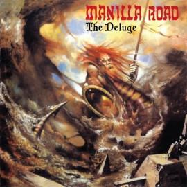 """Manilla Road - The Deluge (Vinile Rosso 12"""")"""