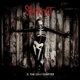 """Slipknot - 5: The Gray Chapter (Doppio Vinile 12"""")"""