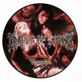 "Cradle Of Filth - Vempire (Vinile Picture 12"")"