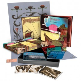 Hawkwind - Warrior On The Edge Of Time (Box 2 Cd + Dvd)