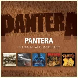 Pantera - Original Album Series (Box 5 Cd)