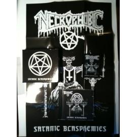 Necrophobic - Satanic Blasphemies (Box)