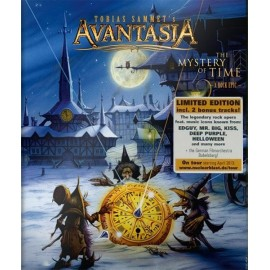 Avantasia - The Mystery Of Time (Digibook)