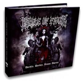 Cradle Of Filth - Darkly, Darkly, Venus Aversa (2 Cd Digibook)