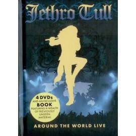 Jethro Tull - Around The World Live (4 Dvd Digibook)