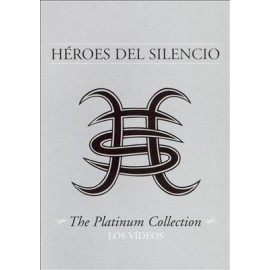 Héroes Del Silencio ‎– The Platinum Collection (2 Dvd)