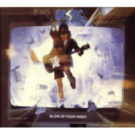 Ac / Dc ‎– Blow Up Your Video (Digipack)