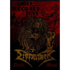 Dismember ‎– Under Blood Red Skies (2 Dvd)