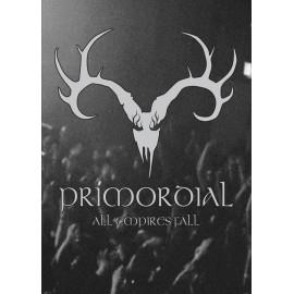 Primordial – All Empires Fall (2 Dvd Digipack)
