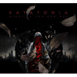 Katatonia ‎– Night Is The New Day (con Slipcase)
