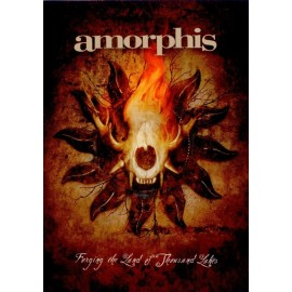 Amorphis ‎– Forging The Land Of Thousand Lakes