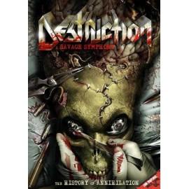 Destruction – A Savage Symphony: The History Of Annihilation ( Dvd + Cd )
