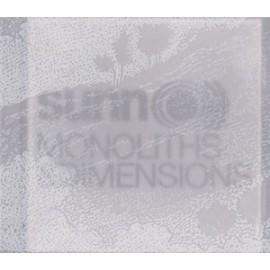 Sunn O))) – Monoliths & Dimensions (con Slipcase)