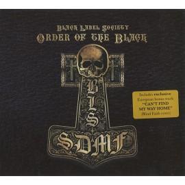 Black Label Society – Order Of The Black (Digipack)