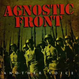 Agnostic Front ‎– Another Voice (Digipack)