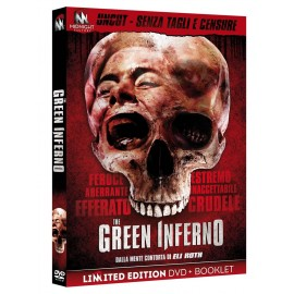 Green Inferno (The) (Ltd Uncut Version) (Dvd+Booklet)