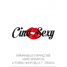 Cine Sexy Collezione (3 Dvd)