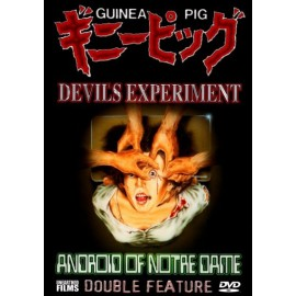 Guinea Pig: Devils Experiment/Android Of Notre Dame