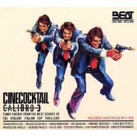 Cinecocktail Calibro 3 (Cd + Dvd)