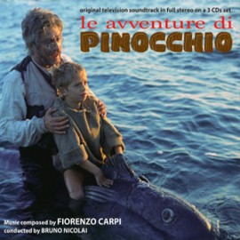 Avventure Di Pinocchio (Le) - 3 Cd