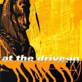 """At The Drive-In - Relationship Of Command (Doppio Vinile Arancione 12"""")"""