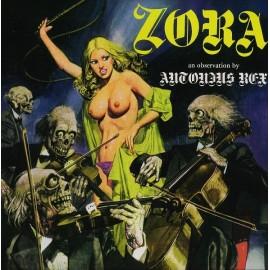 """Antonius Rex - Zora (Vinile 12"""")"""