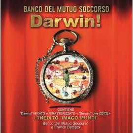 Banco Del Mutuo Soccorso - Darwin! (Triplo Vinile)