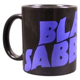 Black Sabbath - Wavy Logo - Tazza