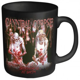 Cannibal Corpse - Butchered At Birth - Tazza