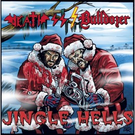 "Death SS / Bulldozer - Jingle Hells (Vinile 10"")"