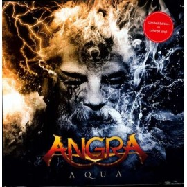 "Angra - Aqua (Doppio Vinile Arancione 12"")"