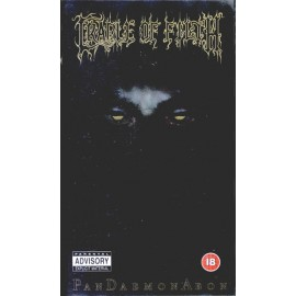 Cradle Of Filth ‎– PanDaemonAeon (Vhs)