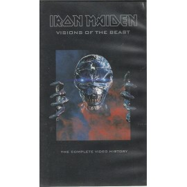 Iron Maiden - Visions Of The Beast (Vhs)