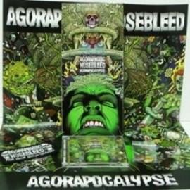 Agoraphobic Nosebleed  - Agorapocalypse (Digipack)