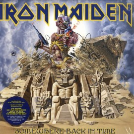 "Iron Maiden - Somewhere Back In Time (Doppio Vinile Picture Disc 12"")"