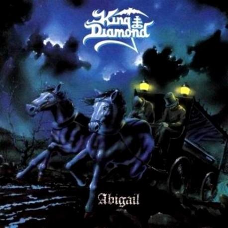 "King Diamond - Abigail (Vinile 12"")"