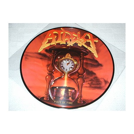 """Atheist - Piece Of Time (Vinile Picture 12"""")"""