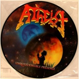 "Atheist - Unquestionable Presence (Vinile Picture 12"")"