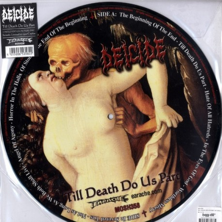 "Deicide - Till Death Do Us Part (Vinile Picture 12"")"