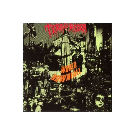 "Terrorizer - World Downfall (Vinile 12"")"