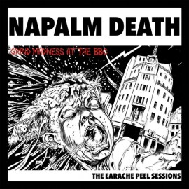 "Napalm Death - Grind Madness At The BBC (Vinile 12"")"