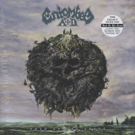 """Entombed - Back To The Front (Vinile 12"""")"""