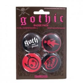 Gothic - Spille