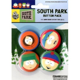 South Park - Facce - Spille