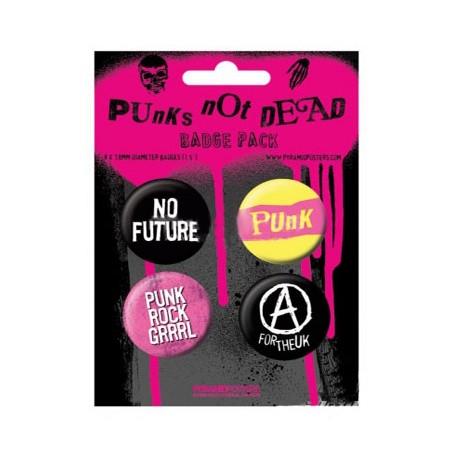 Punks Not Dead - Spille
