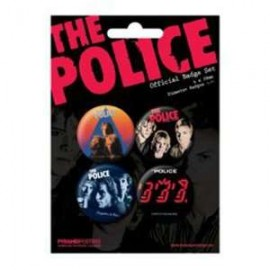 Police (The) - Album - Spille