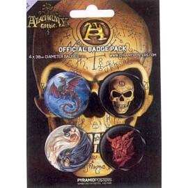 Alchemy Gothic - Spille