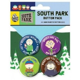 South Park - Slogan - Spille