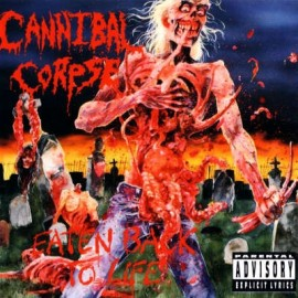 "Cannibal Corpse - Eaten Back To Life (Vinile Colorato 12"")"